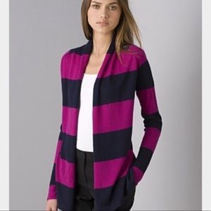THEORY 100% cashmere Ashtry Air cardigan Size XS